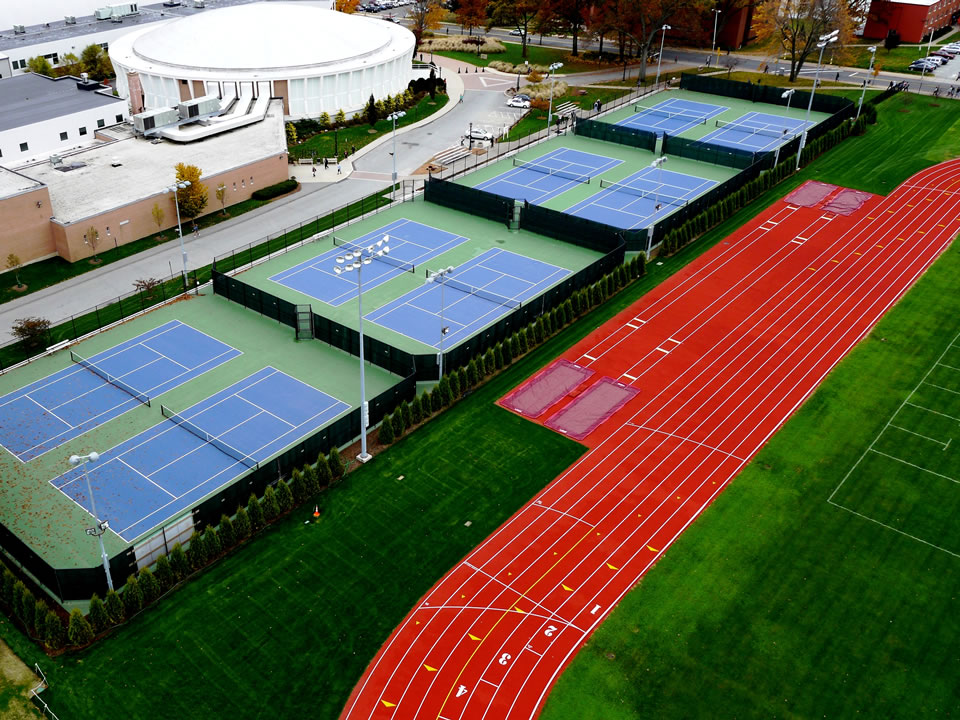 Springfield College Tuition >> Springfield College Cape And Island Tennis Track