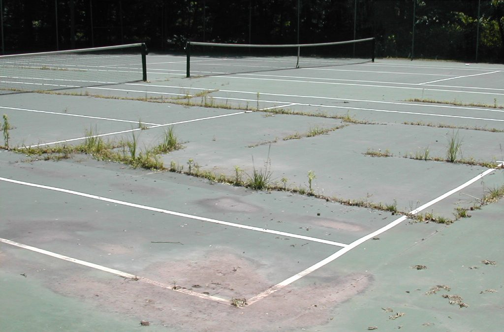 What Happened to Asphalt Courts?